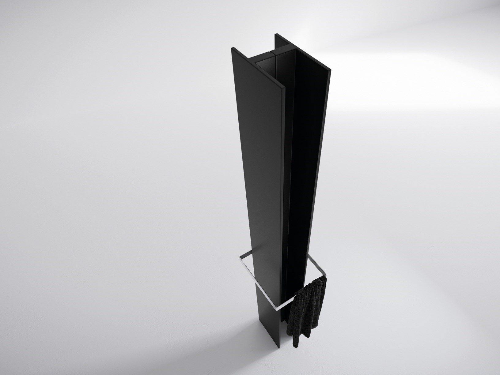 T tower. forme minimal atmosfere metropolitane