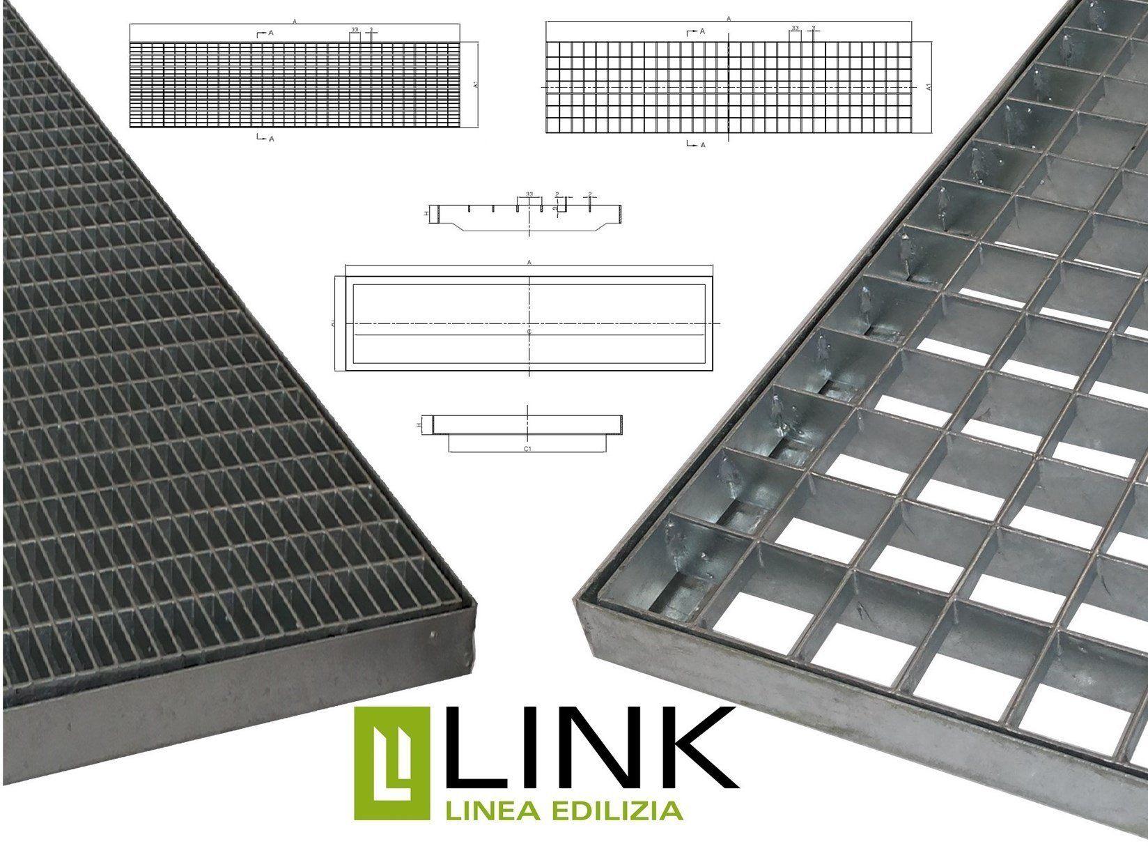 LINK industries: la griglia su misura