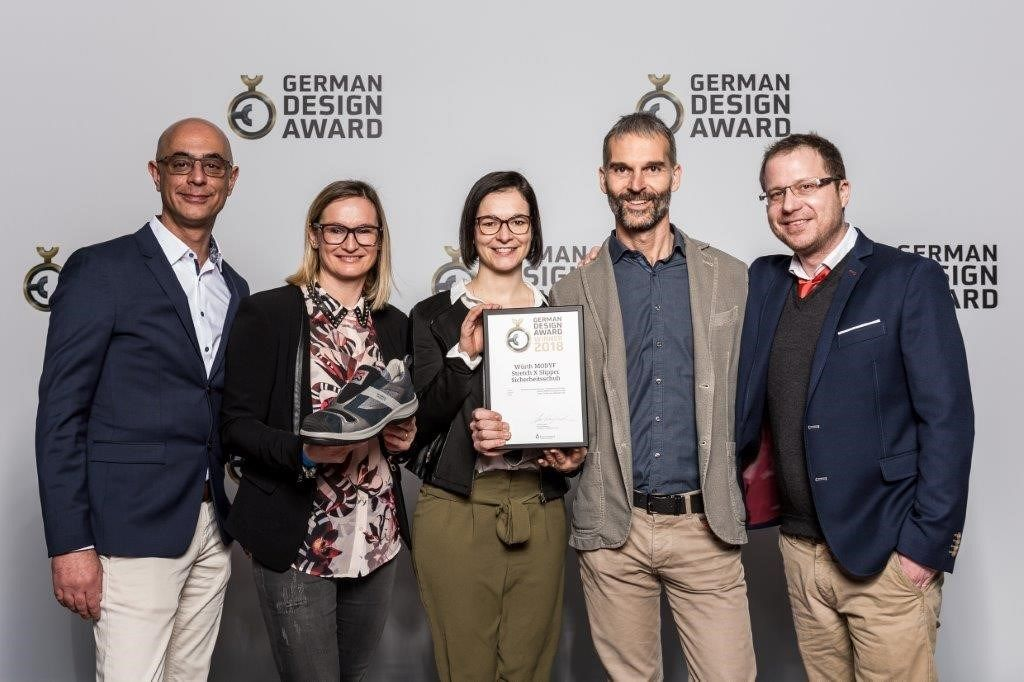 Würth Modyf vince il German Design Award 2018