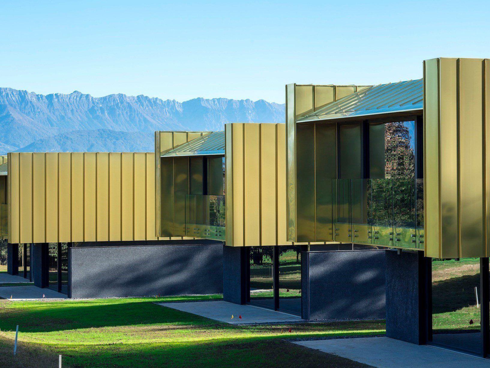 The Lodge: la parola chiave del progetto è 'Gold'