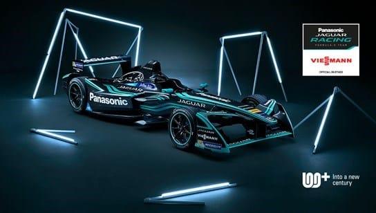 Viessmann partner del Panasonic Jaguar Racing Team nel mondiale FIA Formula E