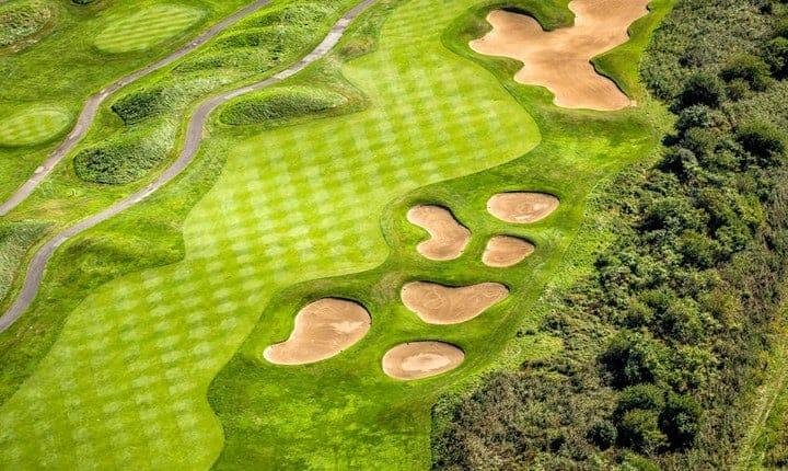 Campi da golf per riqualificare aree degradate
