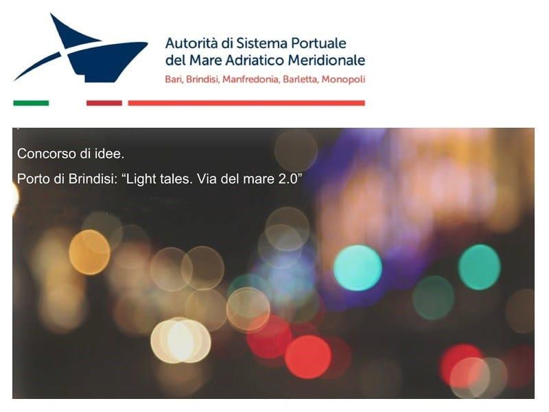 """Al via il concorso """"Light Tales. Via Del Mare 2.0"""""""