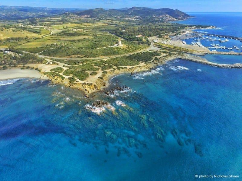 Vivi Porto Corallo: il concorso di idee del Comune di Villaputzu