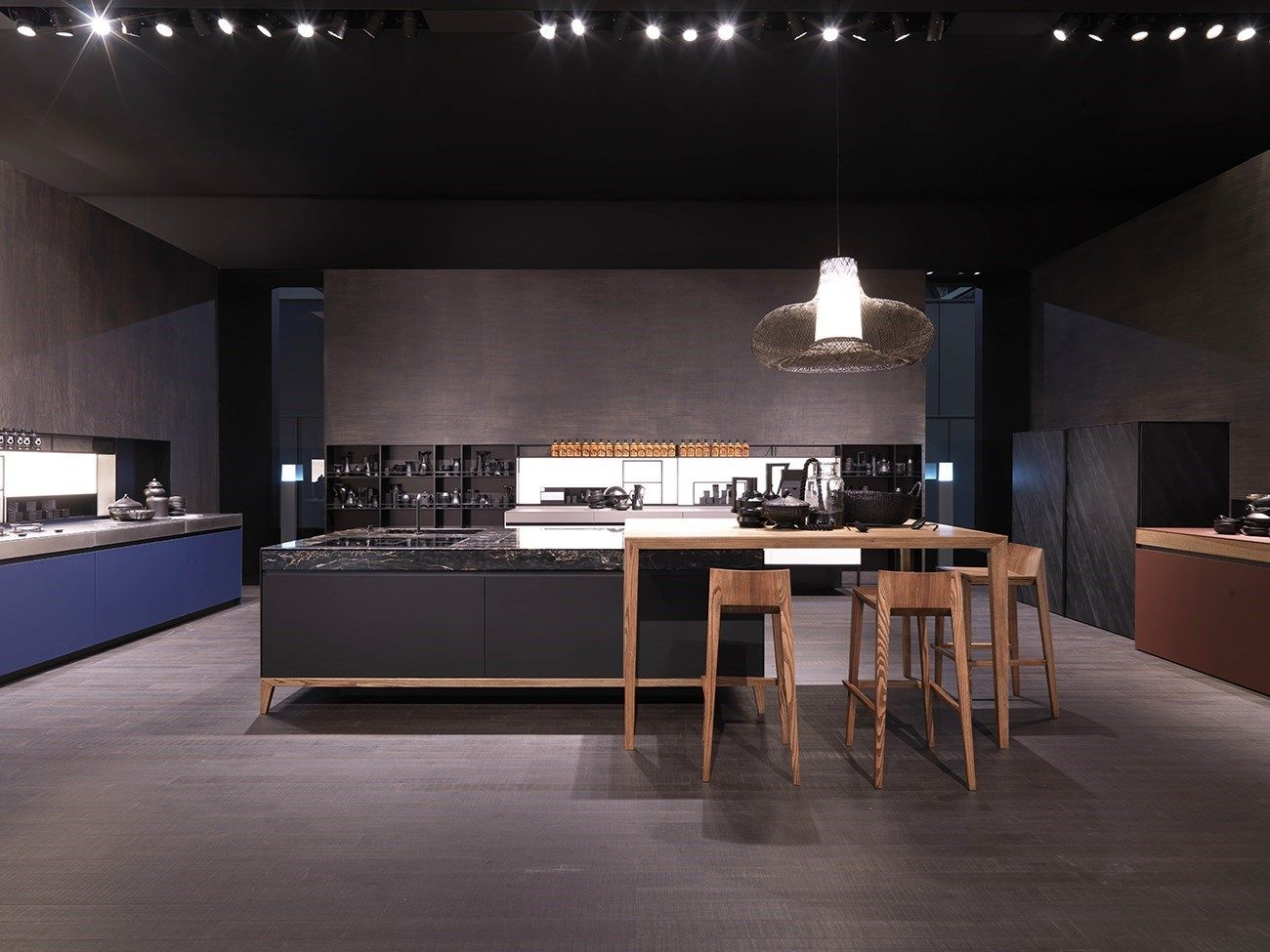 39 kitchen atmosphere 39 for Euromobil 02