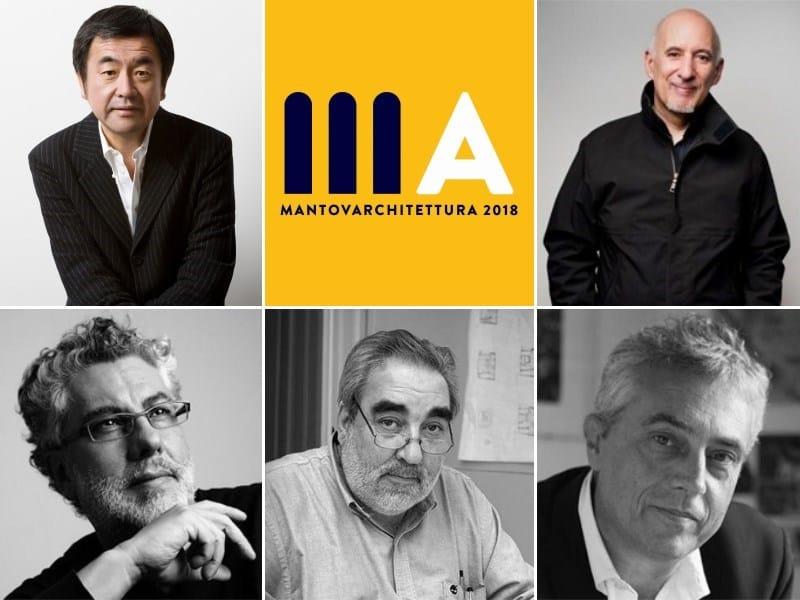 Al via il festival internazionale MantovArchitettura 2018
