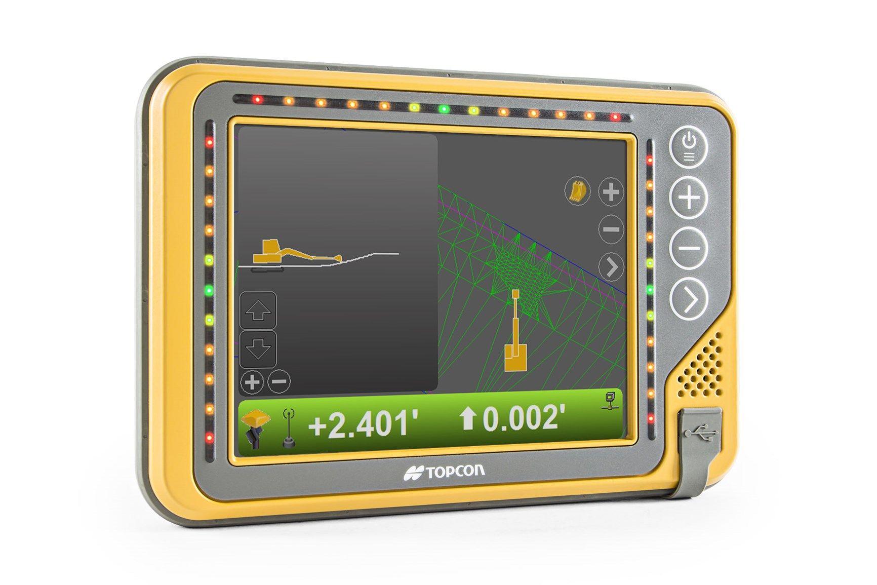 Topcon presenta un nuovo sistema modulare 3D