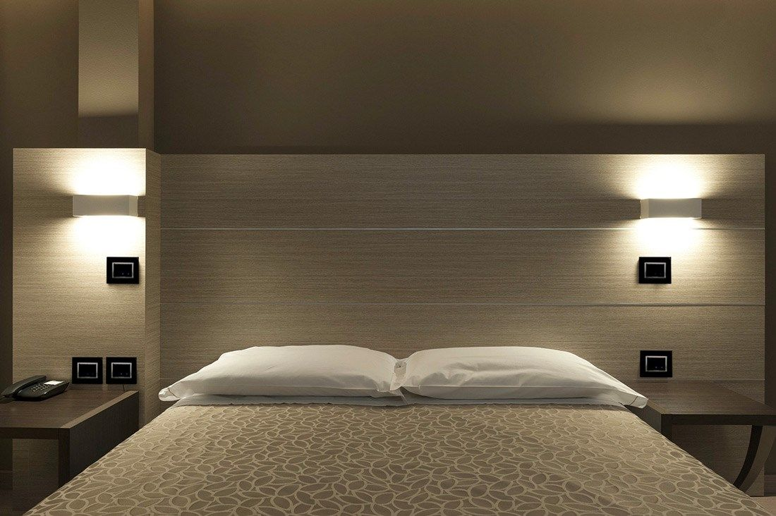Vip System Touch di AVE all'Hotel La Conchiglia