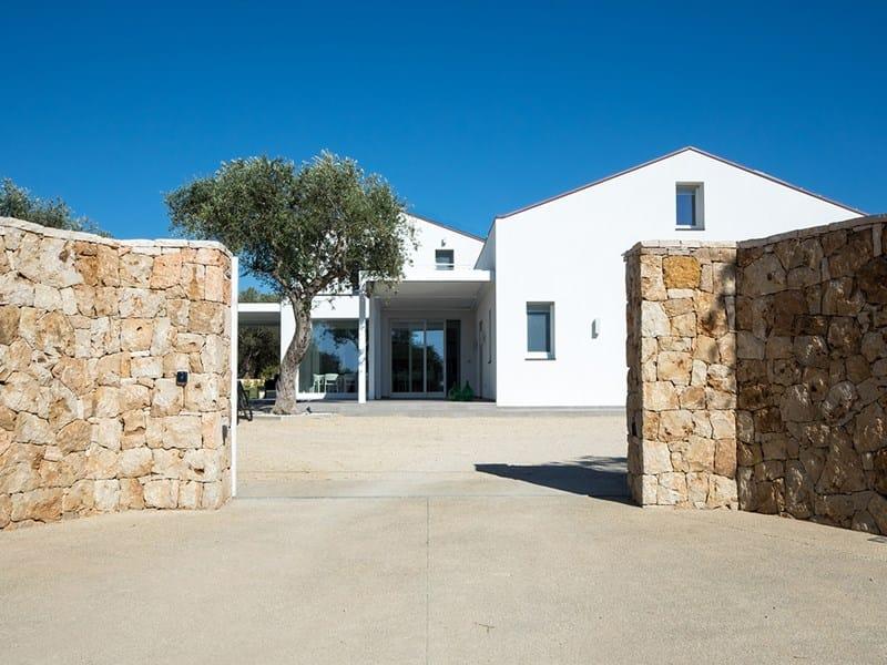 Una villa fra gli ulivi di Alghero