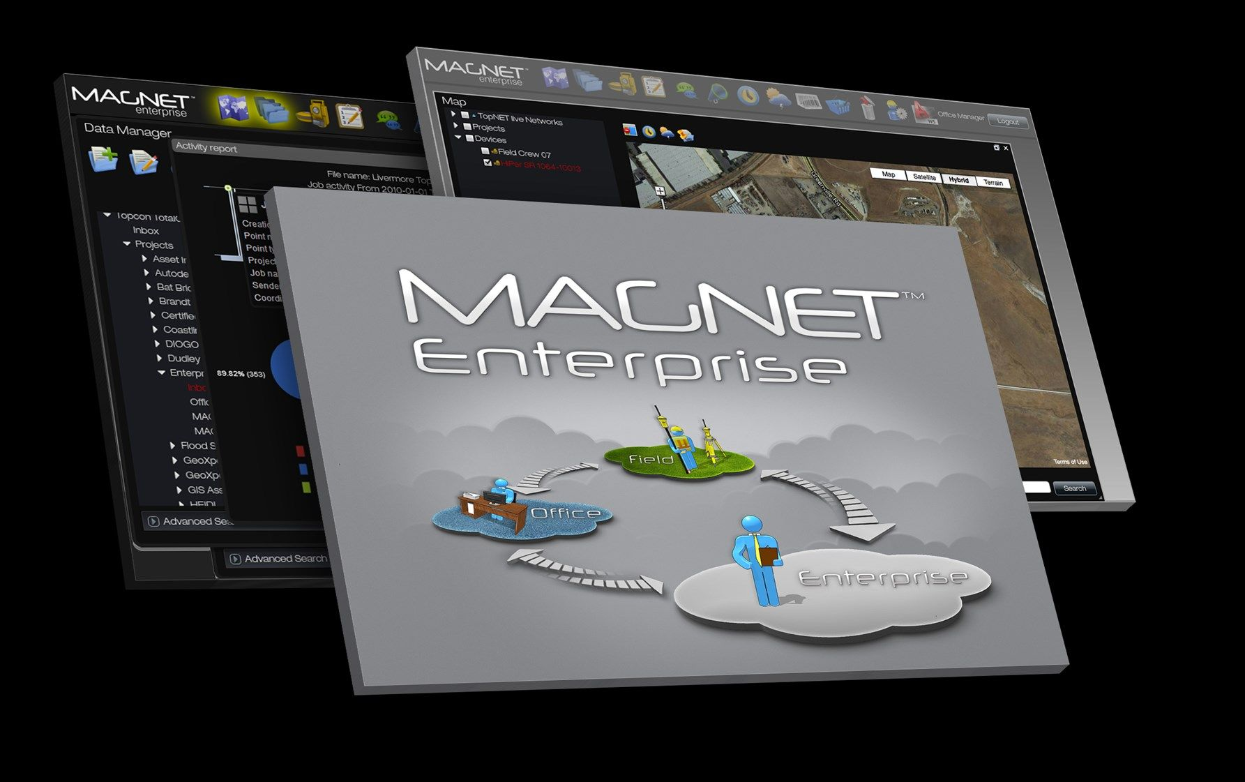 La release Topcon MAGNET Enterprise comprende l'integrazione di Autodesk BIM 360
