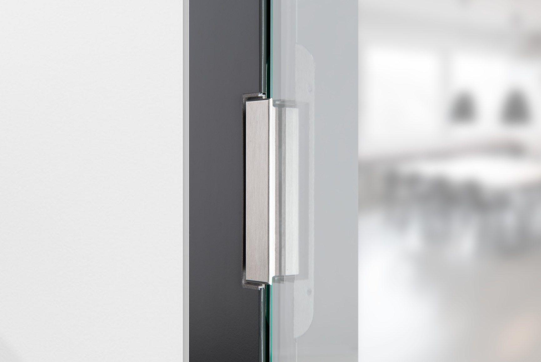 TECTUS Glass, entrano in scena le porte in vetro complanari