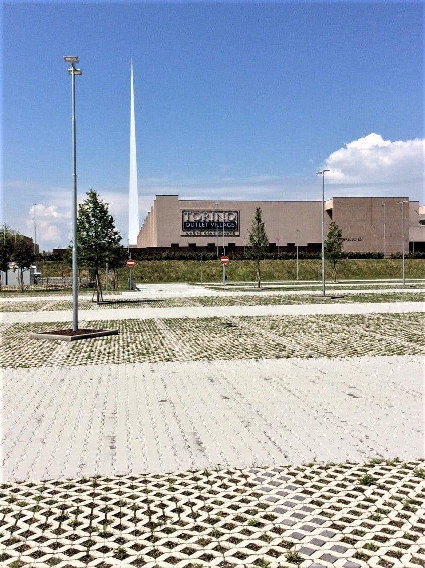ACO per Torino Outlet Village di Settimo Torinese