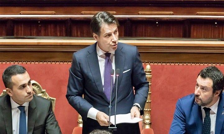 Premier Giuseppe Conte: 'ridaremo slancio agli appalti pubblici'