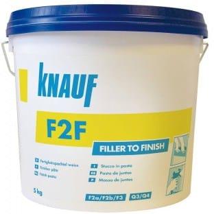 Knauf: uno stucco per ogni necessità