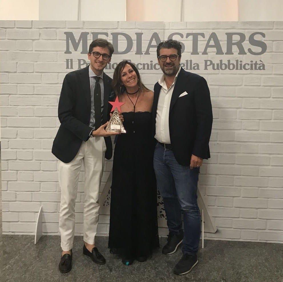 Davide Ferracin - Marketing Manager Lapitec, Elena Borella - Direttore Creativo Gruppo icat, Claudio Capovilla - Presidente Gruppo icat
