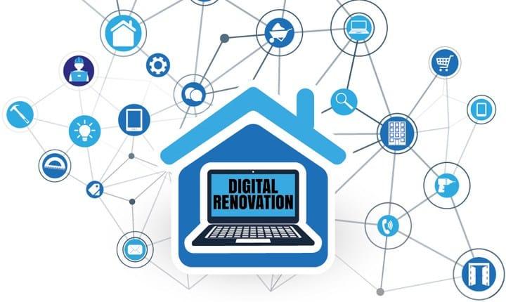 La rivoluzione digitale nella filiera della ristrutturazione edile