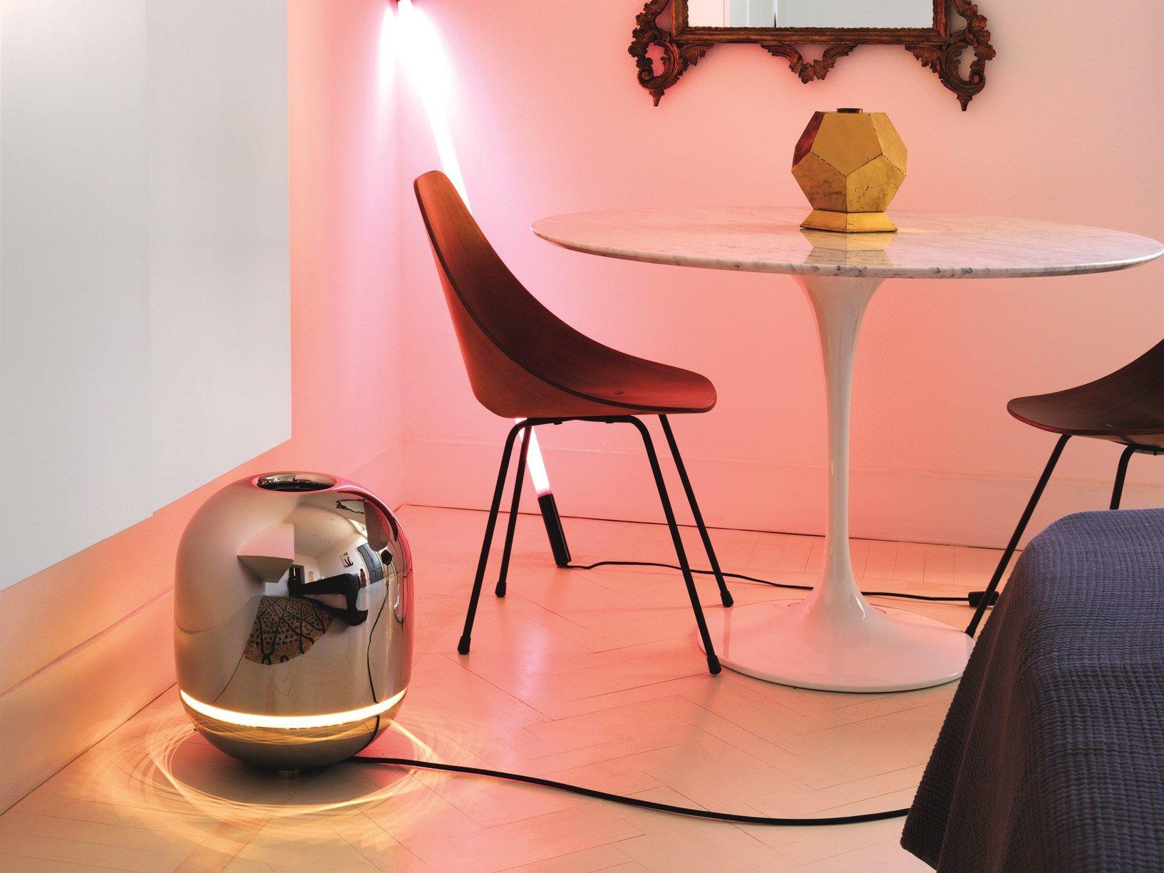 Calore + luce. Ludovica + Roberto Palomba per Tubes