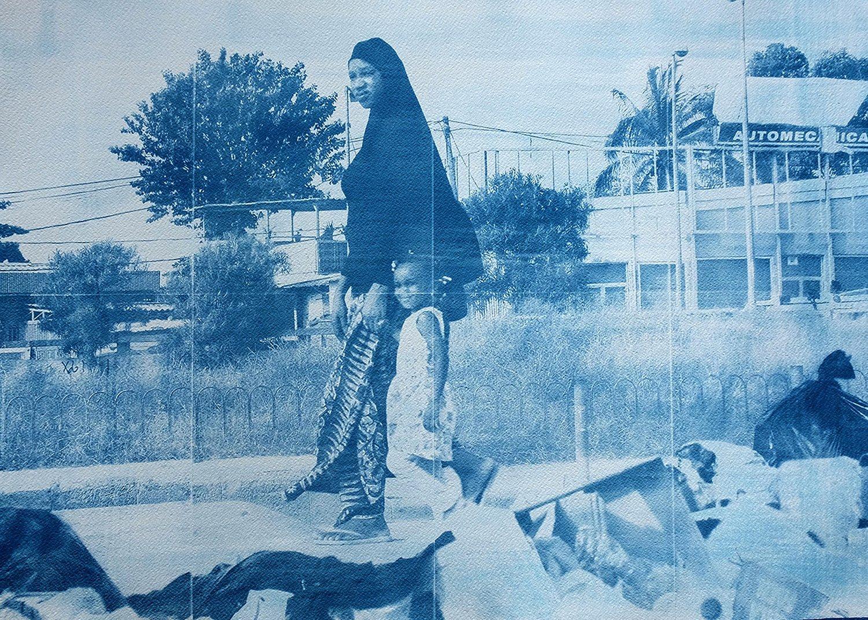 Delio Jasse Cidade em movimento, 2016 Courtesy of the artist Délio Jasse and Tiwani Contemporary