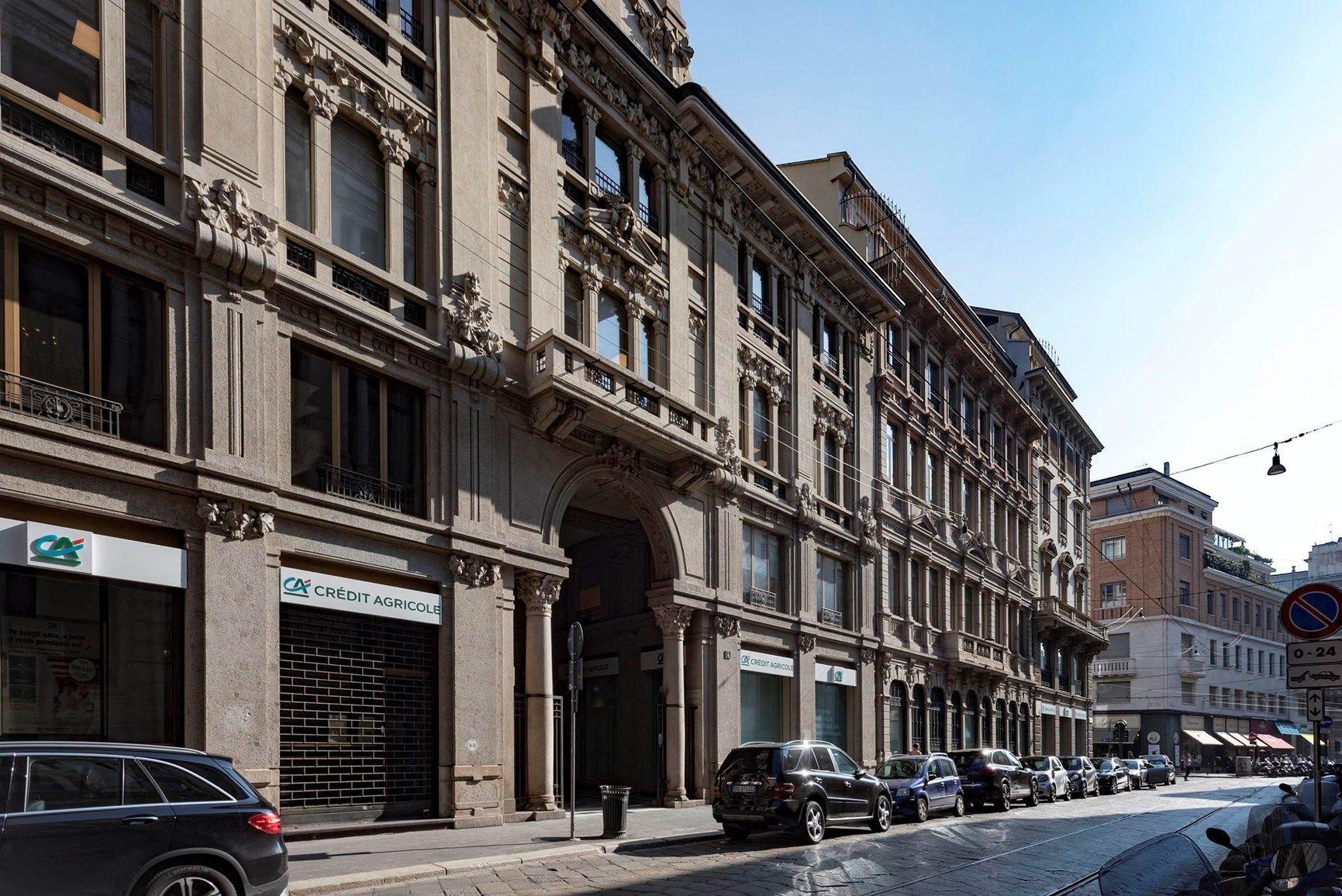 La tecnologia Vimar nel centro di Milano