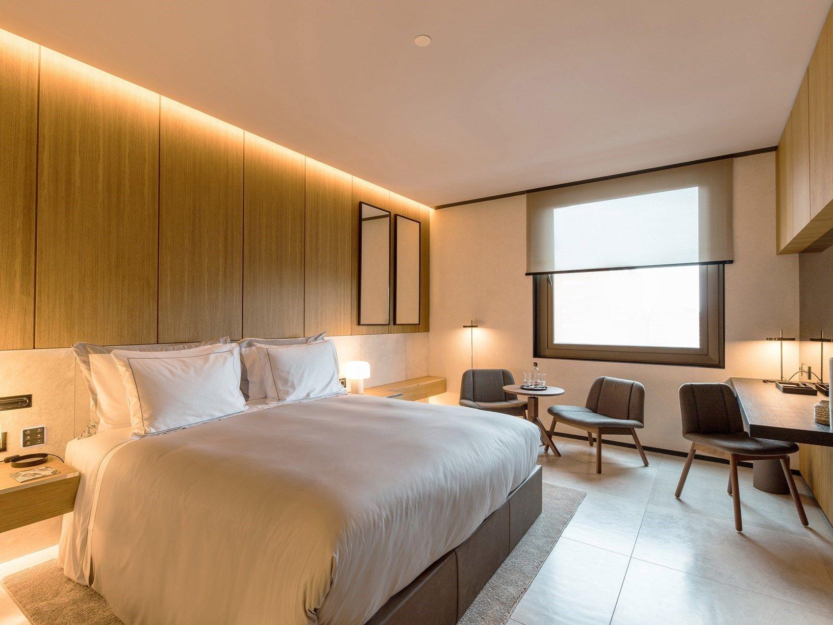 Billiani per il restyling dell 39 hotel sofia di barcellona for Hotel per barcellona
