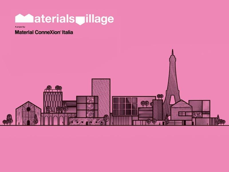A Maison&Objet la II edizione parigina di Materials Village