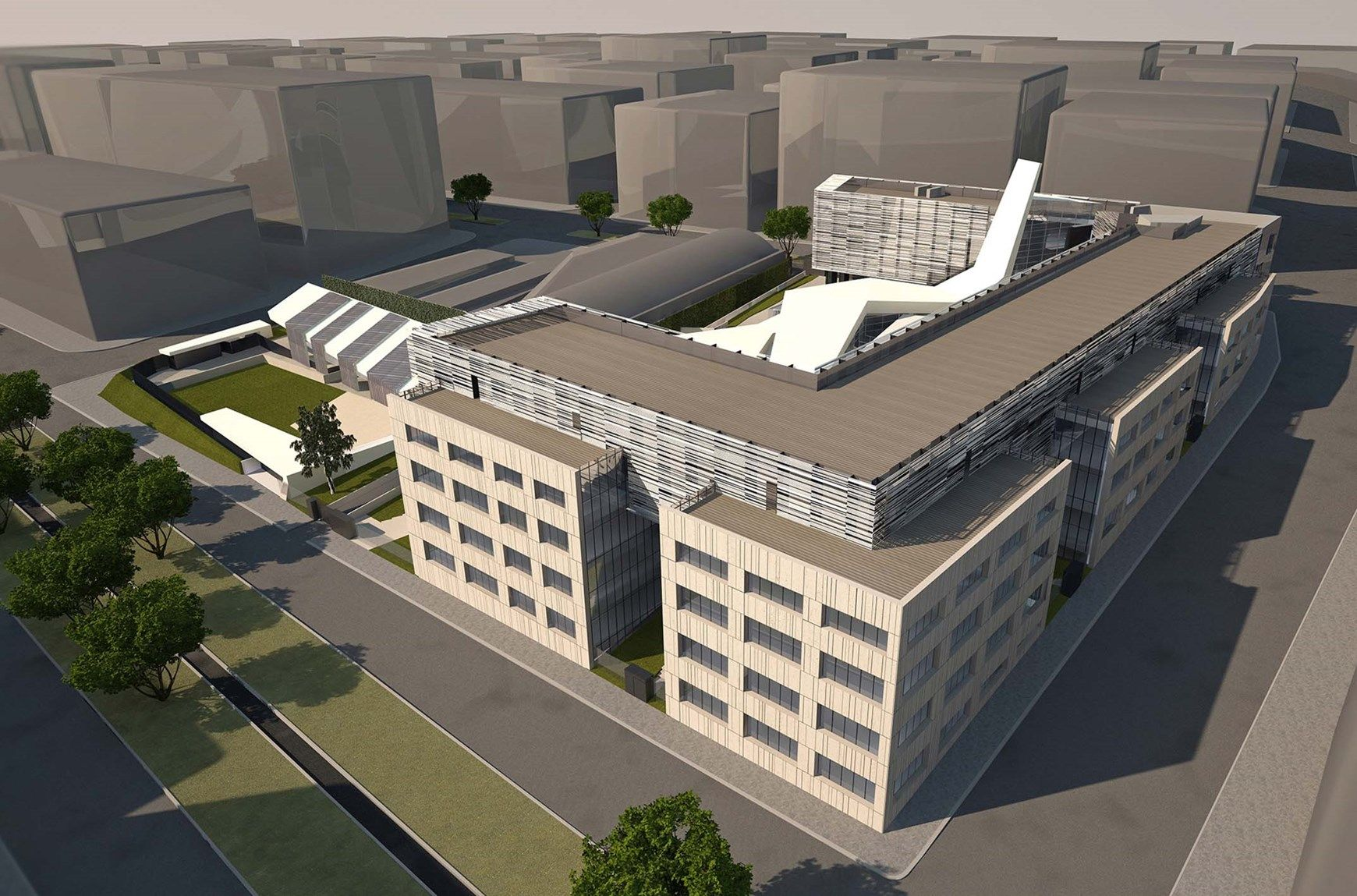 ANPEL per la nuova sede Angelini Farmaceutica a Roma