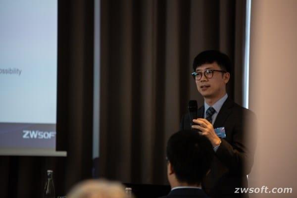 2018 ZWCAD Europe Forum – Ecosistema