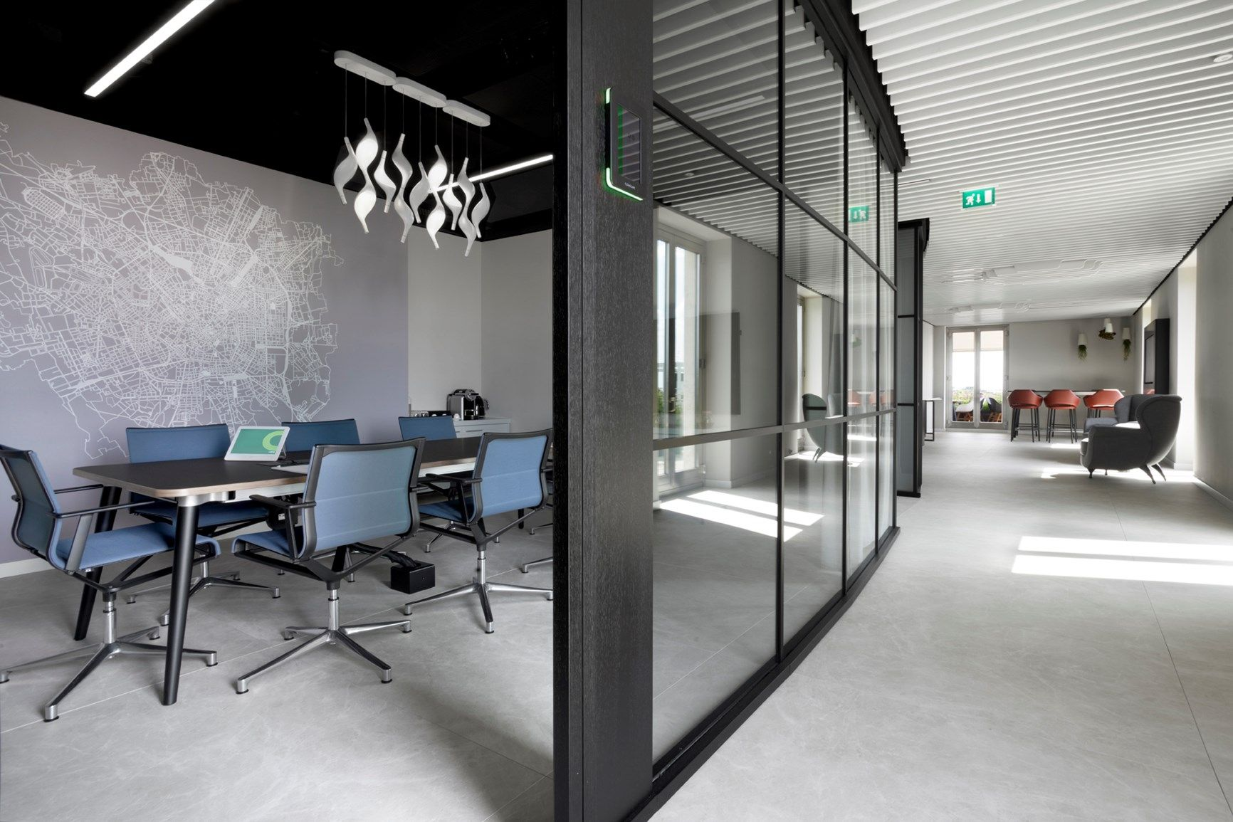 Armstrong scelto per la nuova sede CBRE Milano