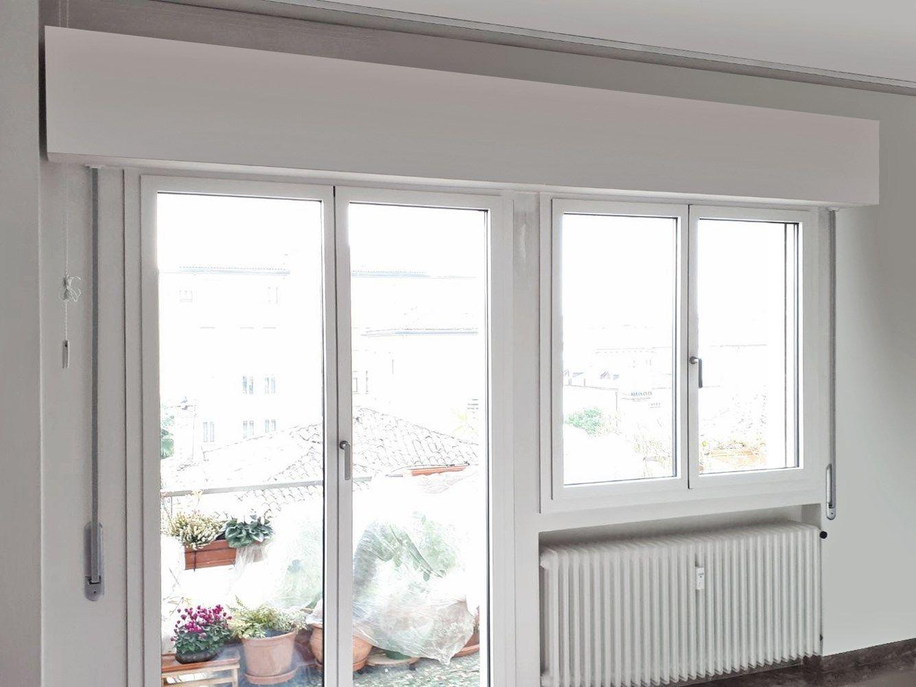 Nuovi infissi total white di Climapac per un appartamento veneziano