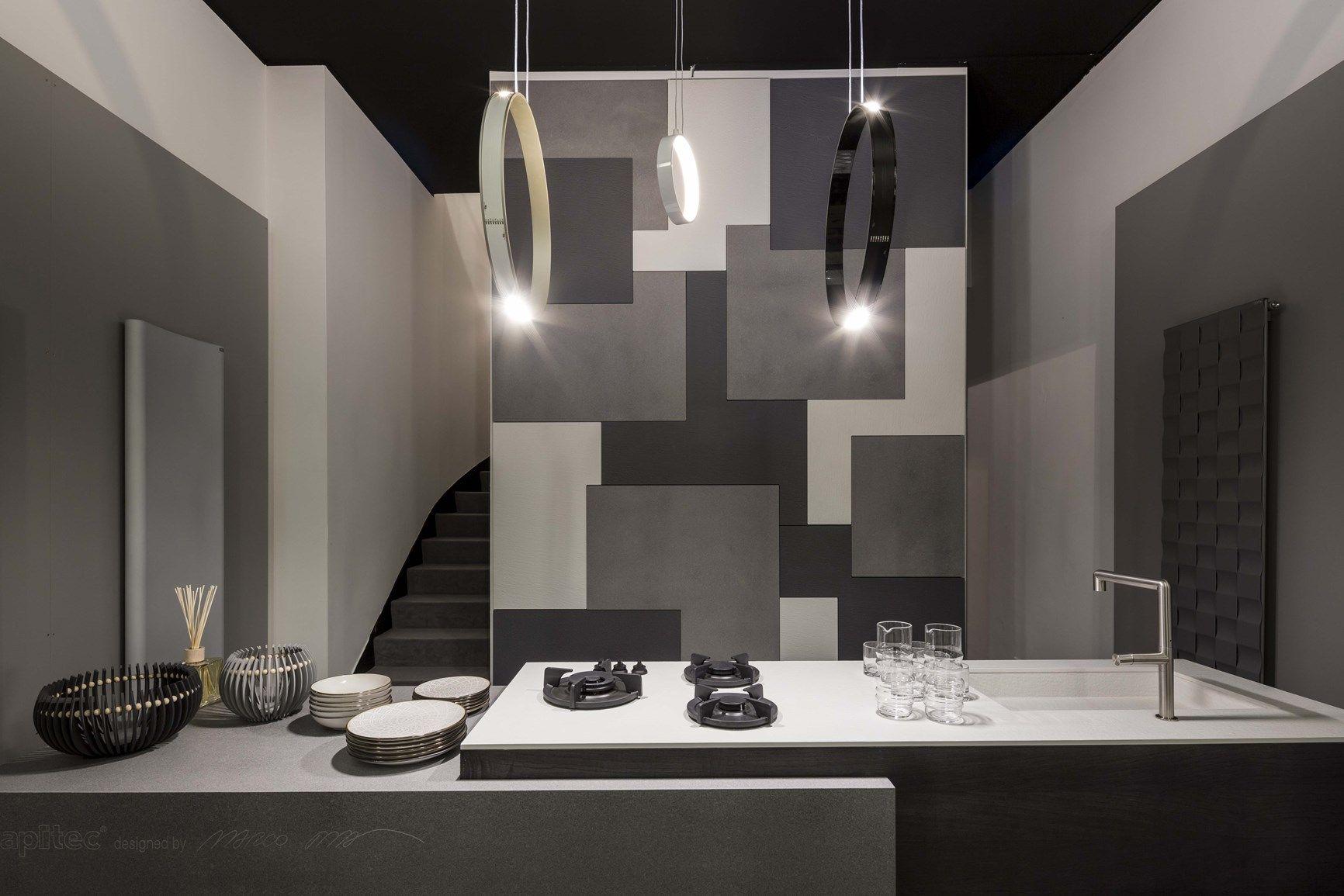 Lapitec® presenta Velvet, la nuova collezione da interior