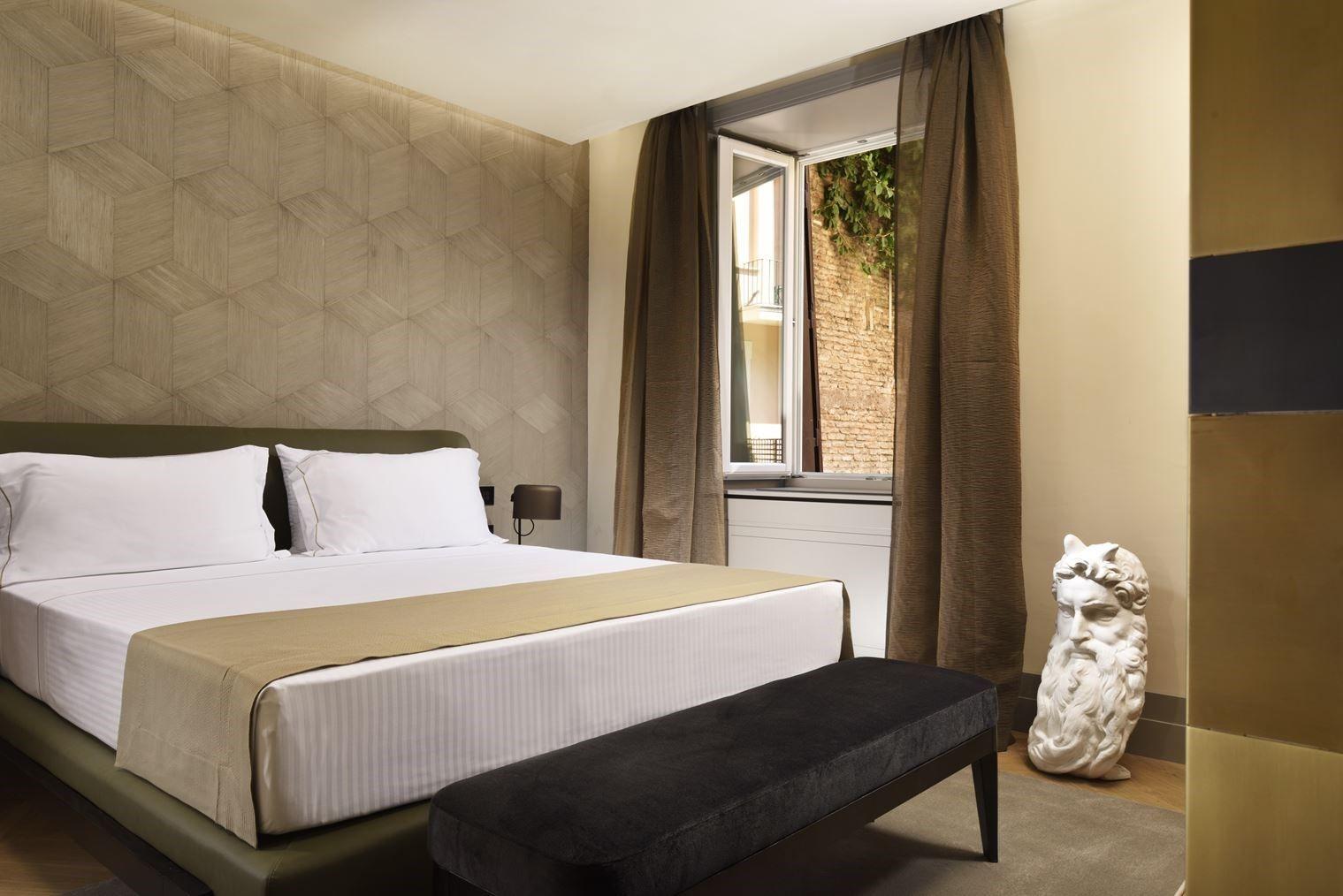 Plafoniere Per Hotel : Oluce per il nuovo hotel margutta