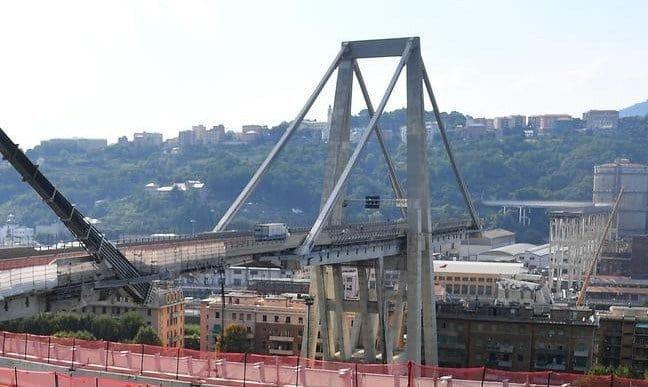 Ricostruzione Ponte Morandi, Cappochin: 'necessario fare concorsi e aprirli ai giovani'