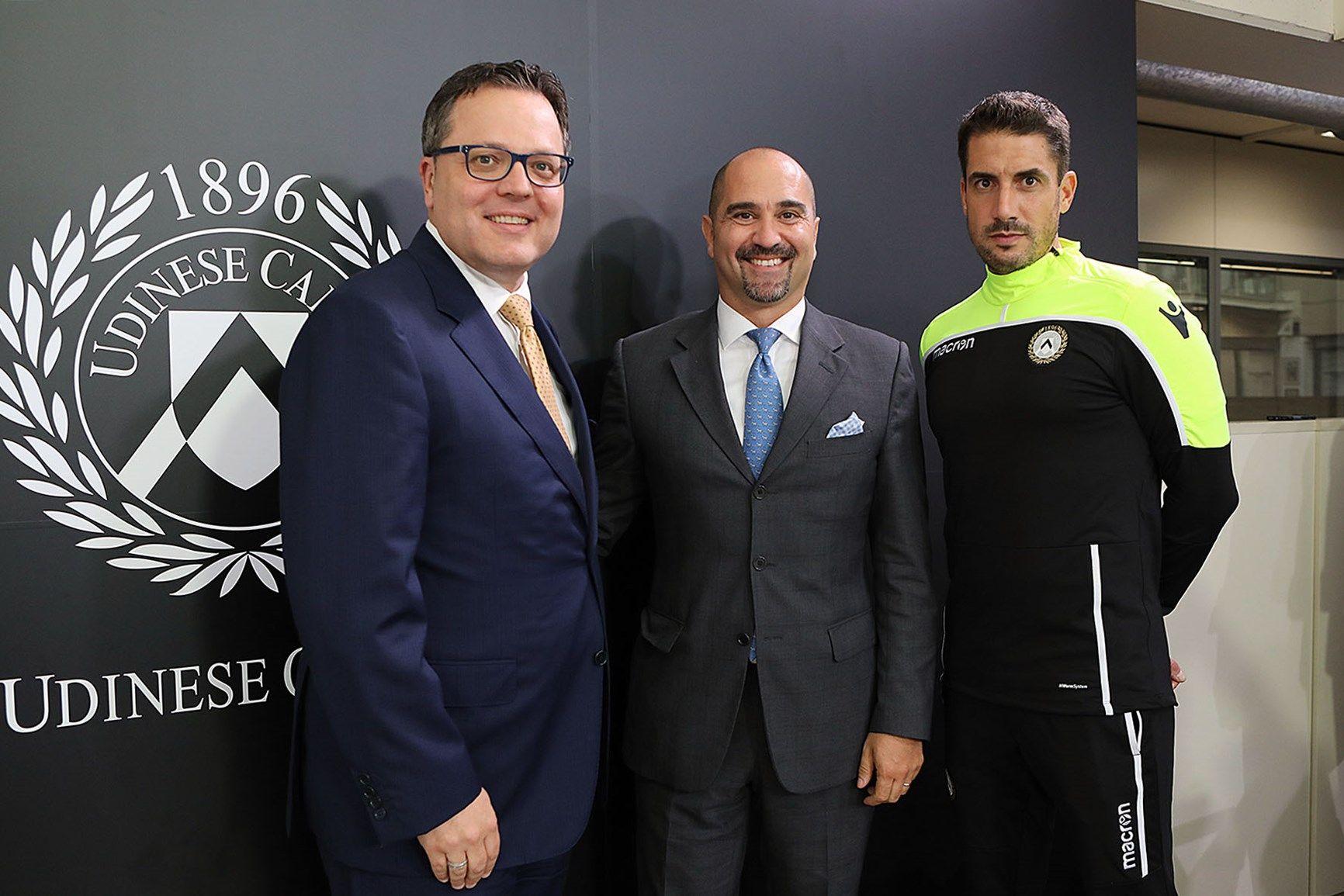 VORTICE e Udinese Calcio: l'avventura continua