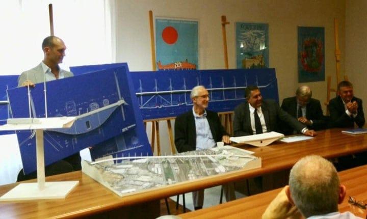 Genova, Renzo Piano svela il suo progetto per il ponte
