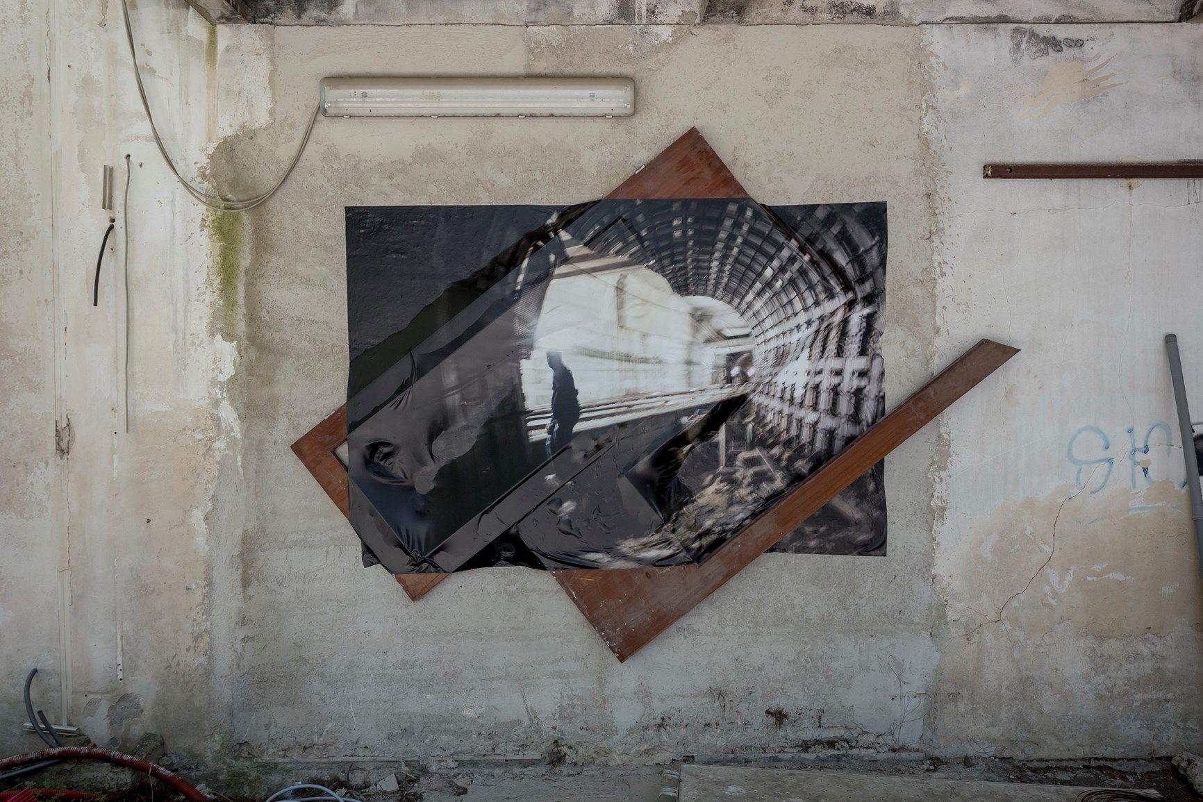 Alex FaKso_Unseen Places_vista della mostra_ foto di Marcello Bocchieri
