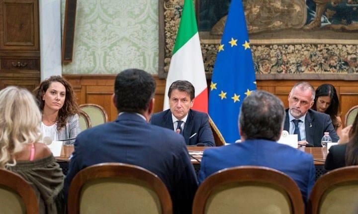 Bando Periferie, premier Conte: 'la soluzione nel primo decreto utile'