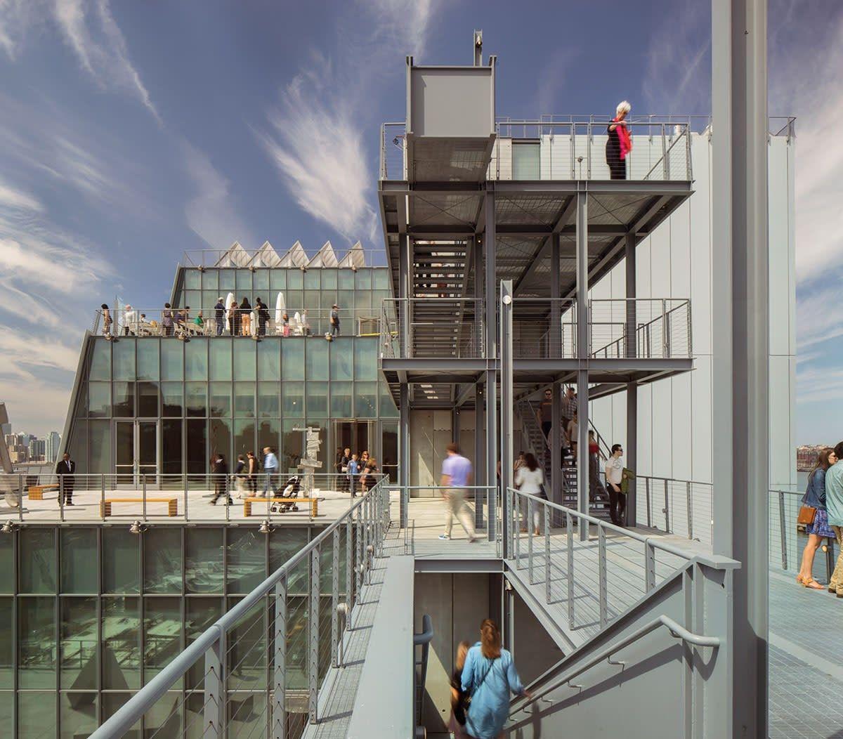 Whitney Museum of American Art © RPBW; Ph. Nic Lehoux