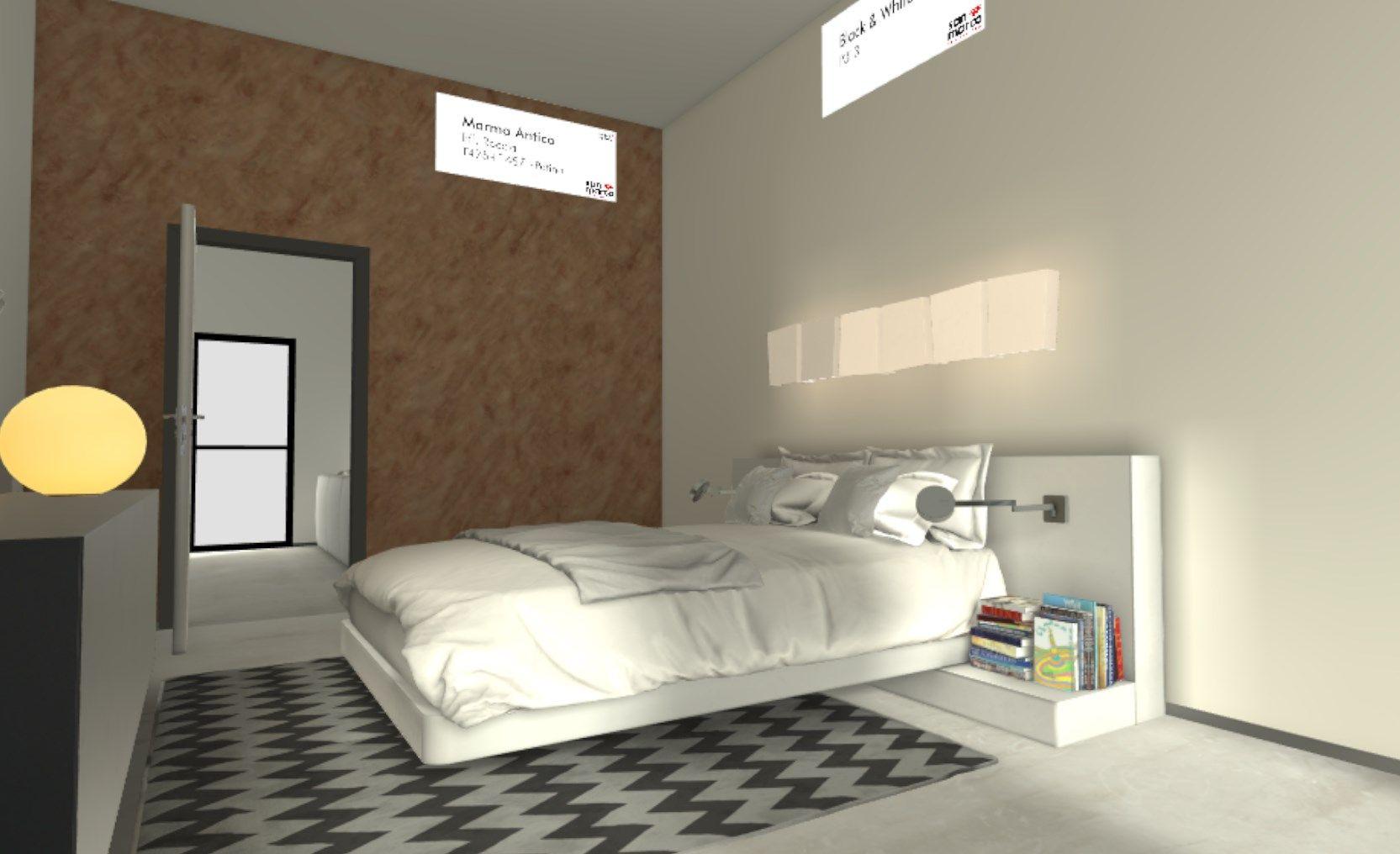 San Marco: le pitture di casa si scelgono con la realtà virtuale
