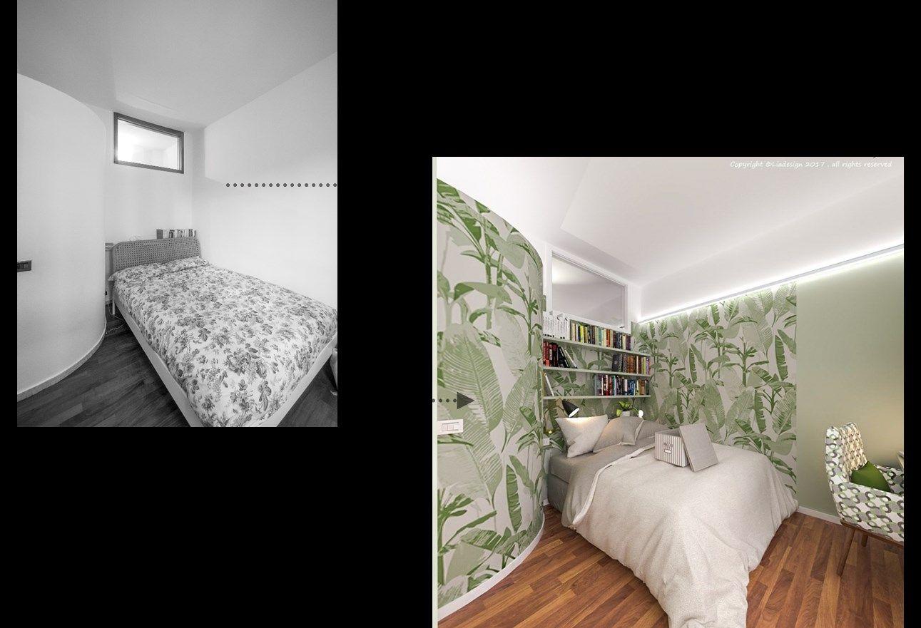 MaxMeyer, correggere i difetti volumetrici degli spazi interni con la progettazione del colore delle pareti
