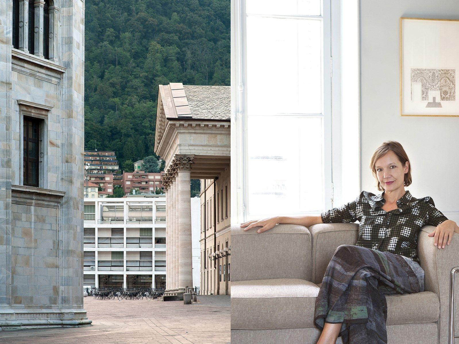 Teatro Sociale Como - ©Francesco Arena;Margherita Ratti_fair curator ©Alessandra Iannello