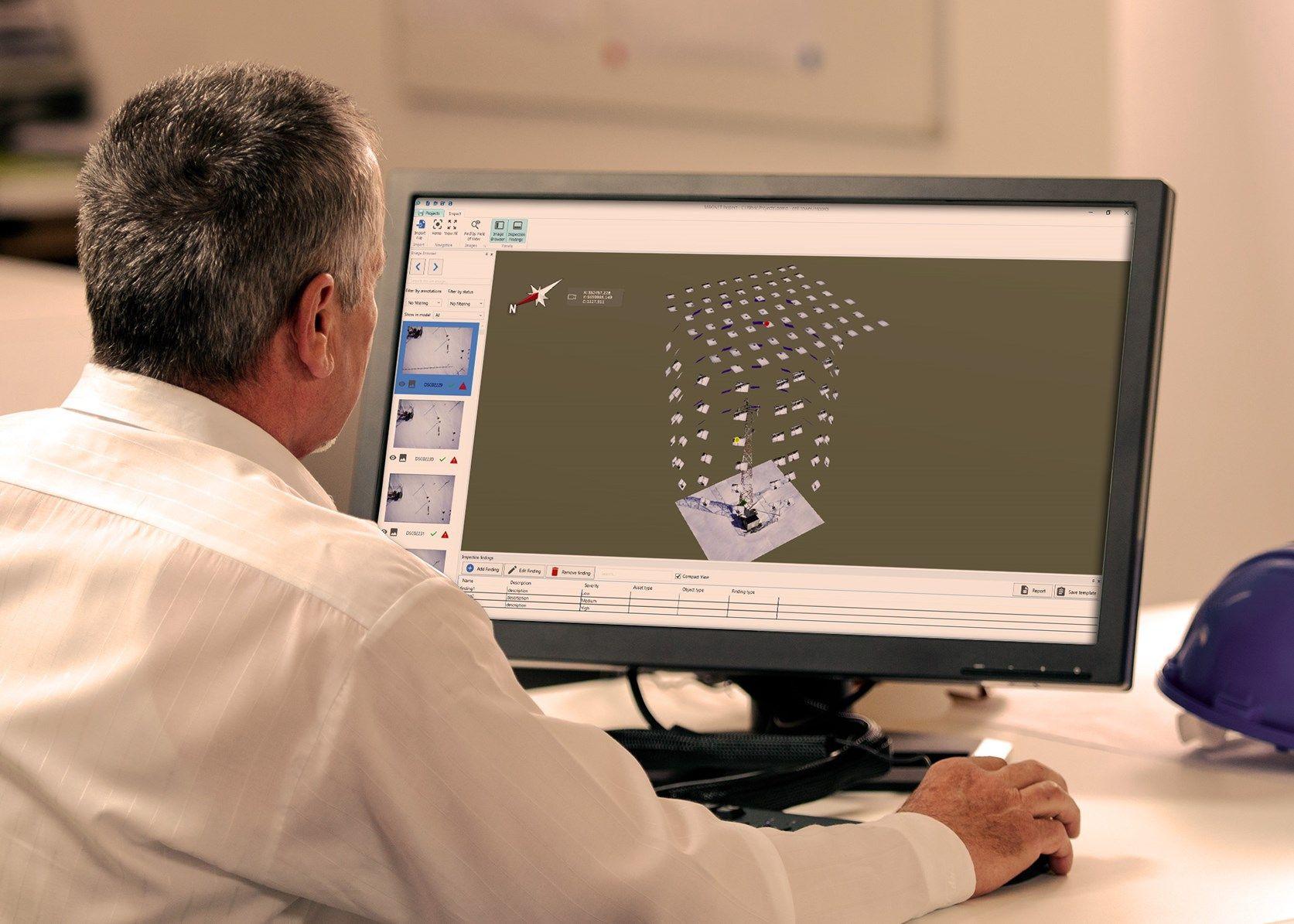 Topcon presenta un nuovo software per le applicazioni di ispezione con APR