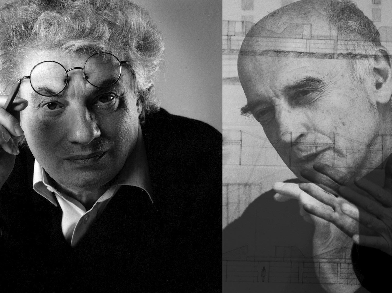 Mario Botta e Guido Canali sul tema del progetto