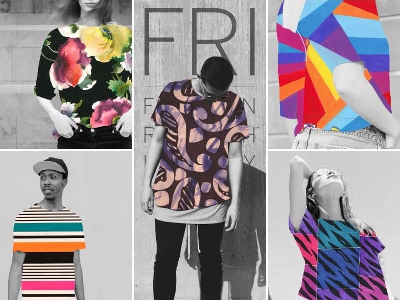 FRI-SHIRT: la tela più moderna su cui esprimersi