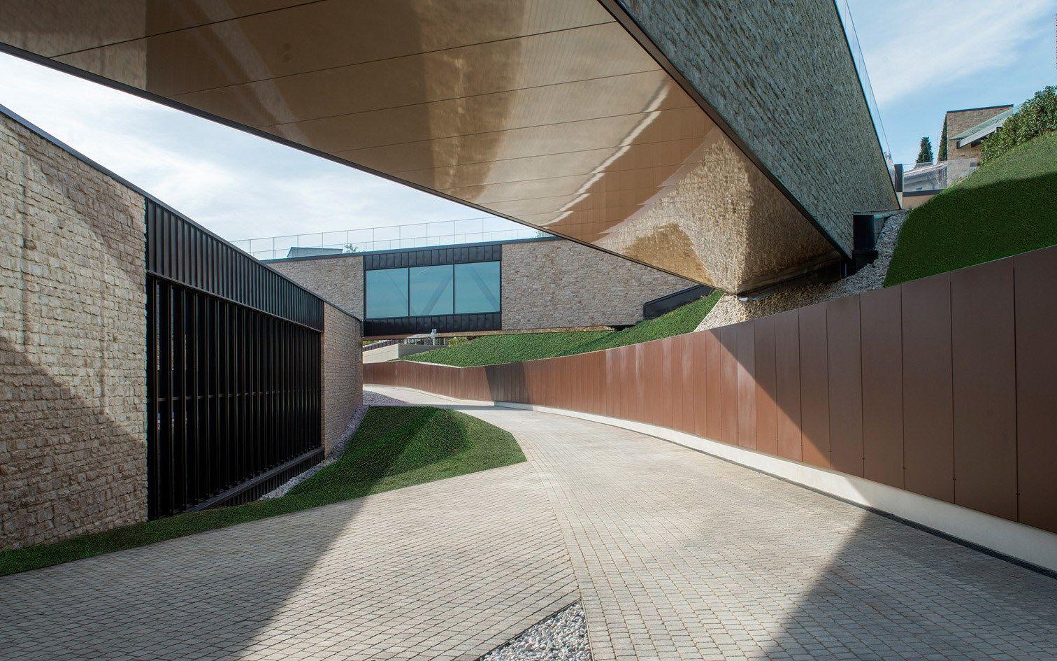 Politecnica e Tekla Structures per il Palazzo di Varignana Resort & Spa