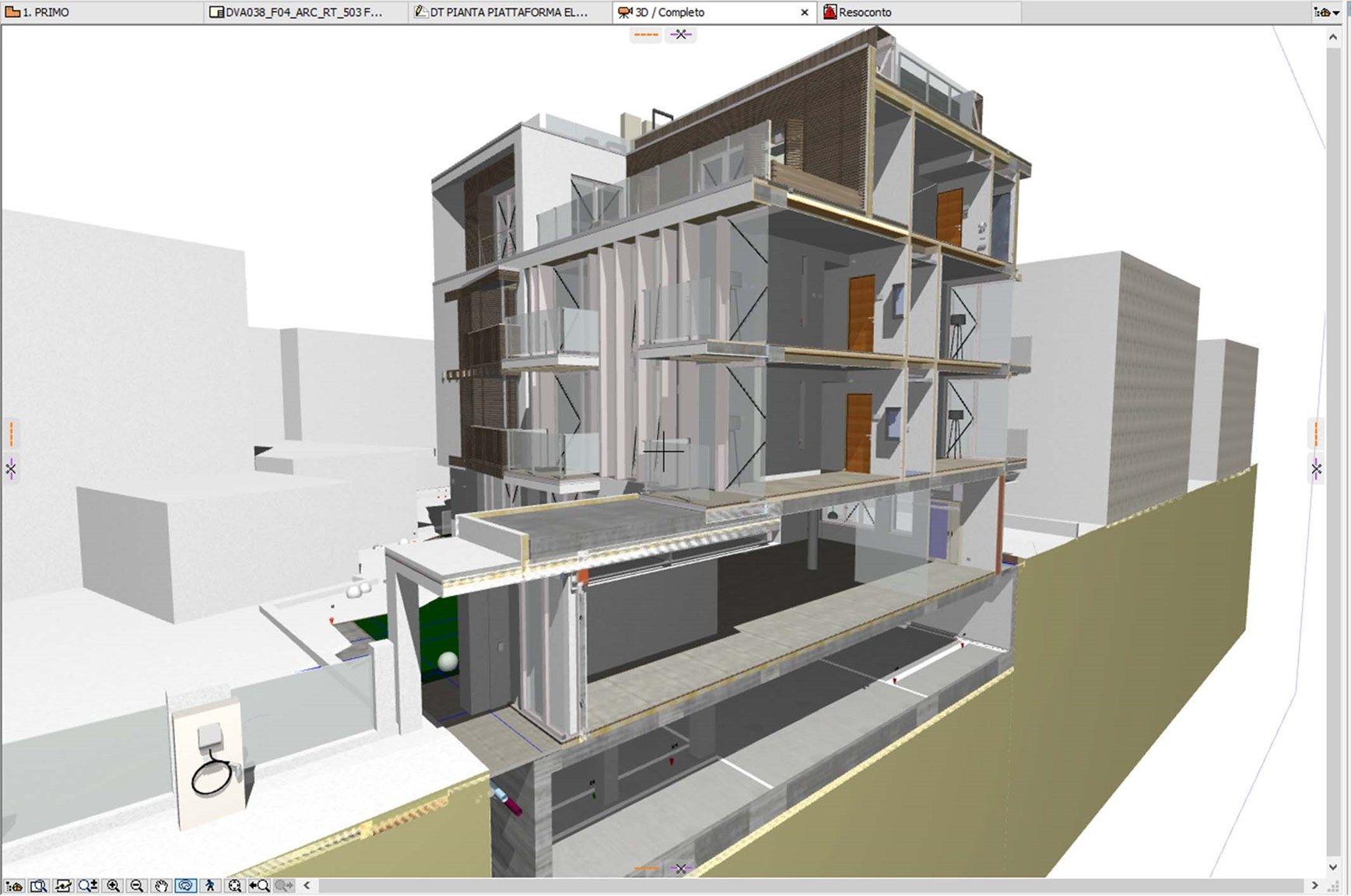 D.Vision Architecture: ARCHICAD è il partner strategico del nostro percorso BIM