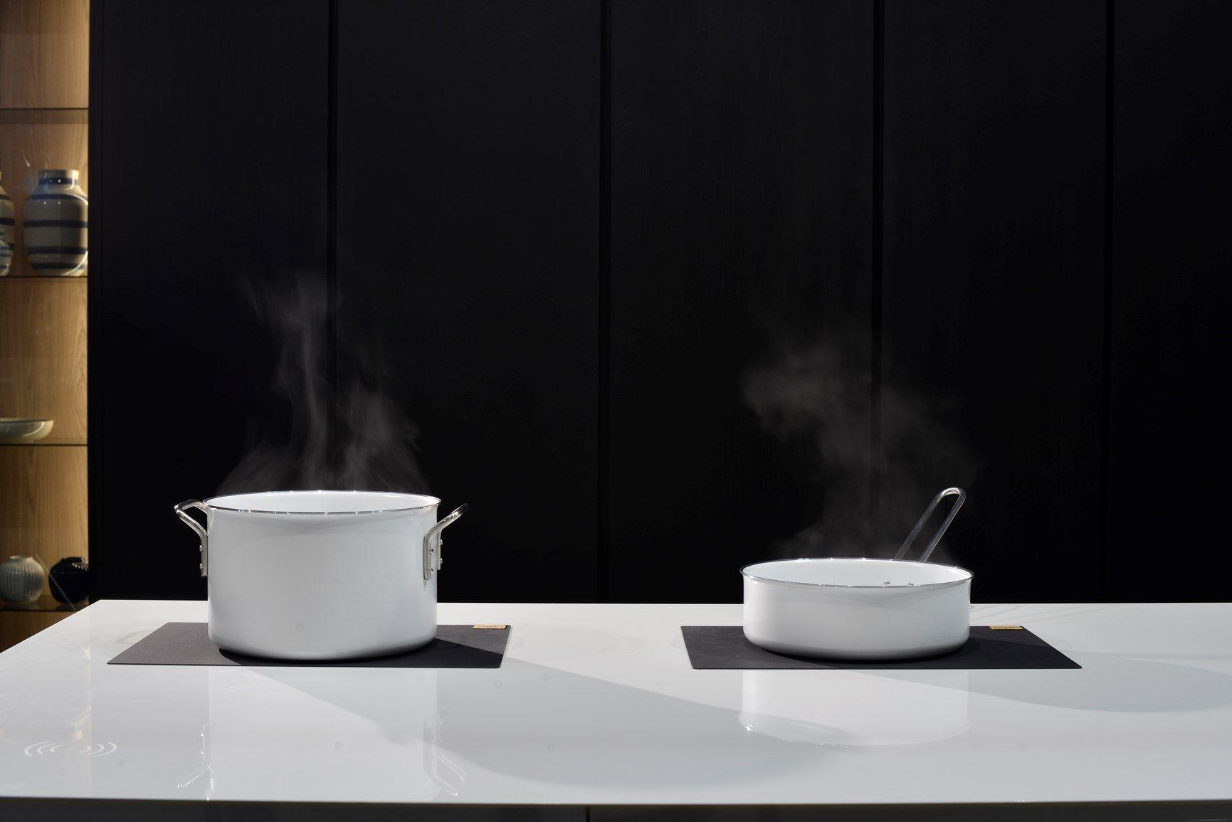 Lapitec® al Sicam: il piano cucina è touch