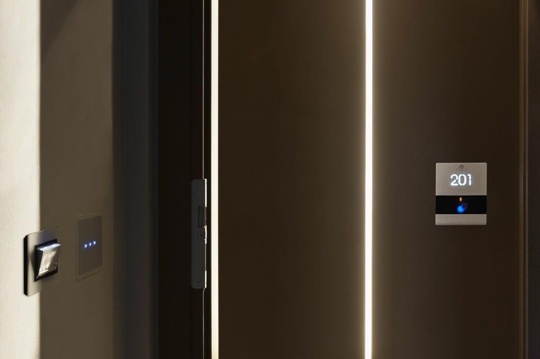 Sistemi di accesso intelligenti firmati AVE al Torre Argentina Relais