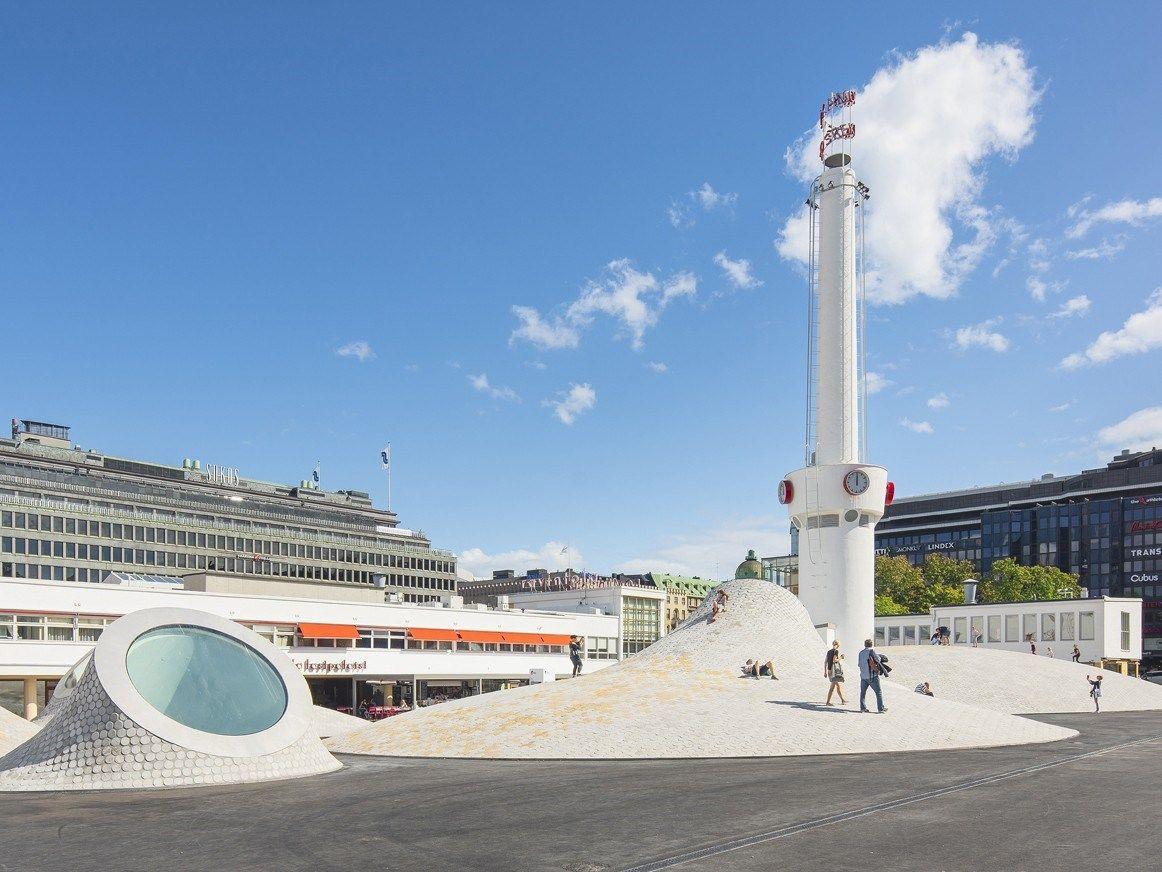 Architetture per la cultura in Finlandia