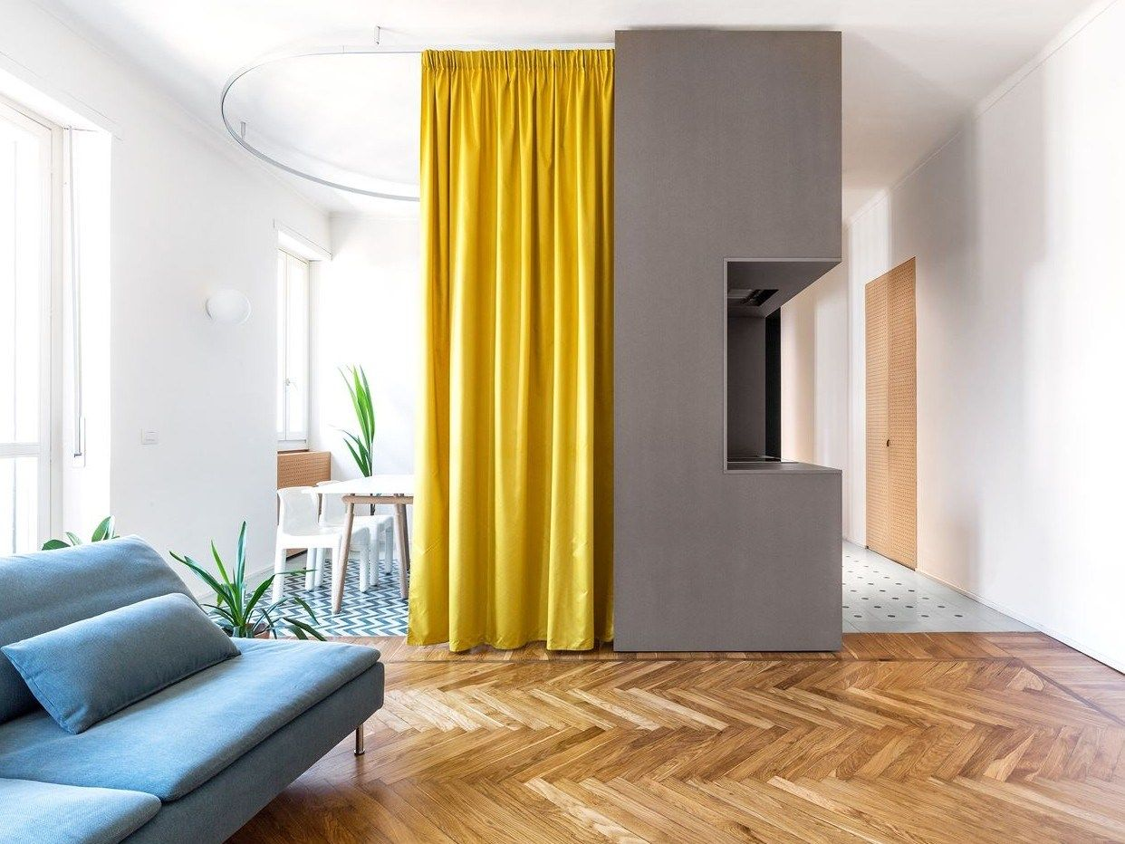 Casa con dispositivo domestico