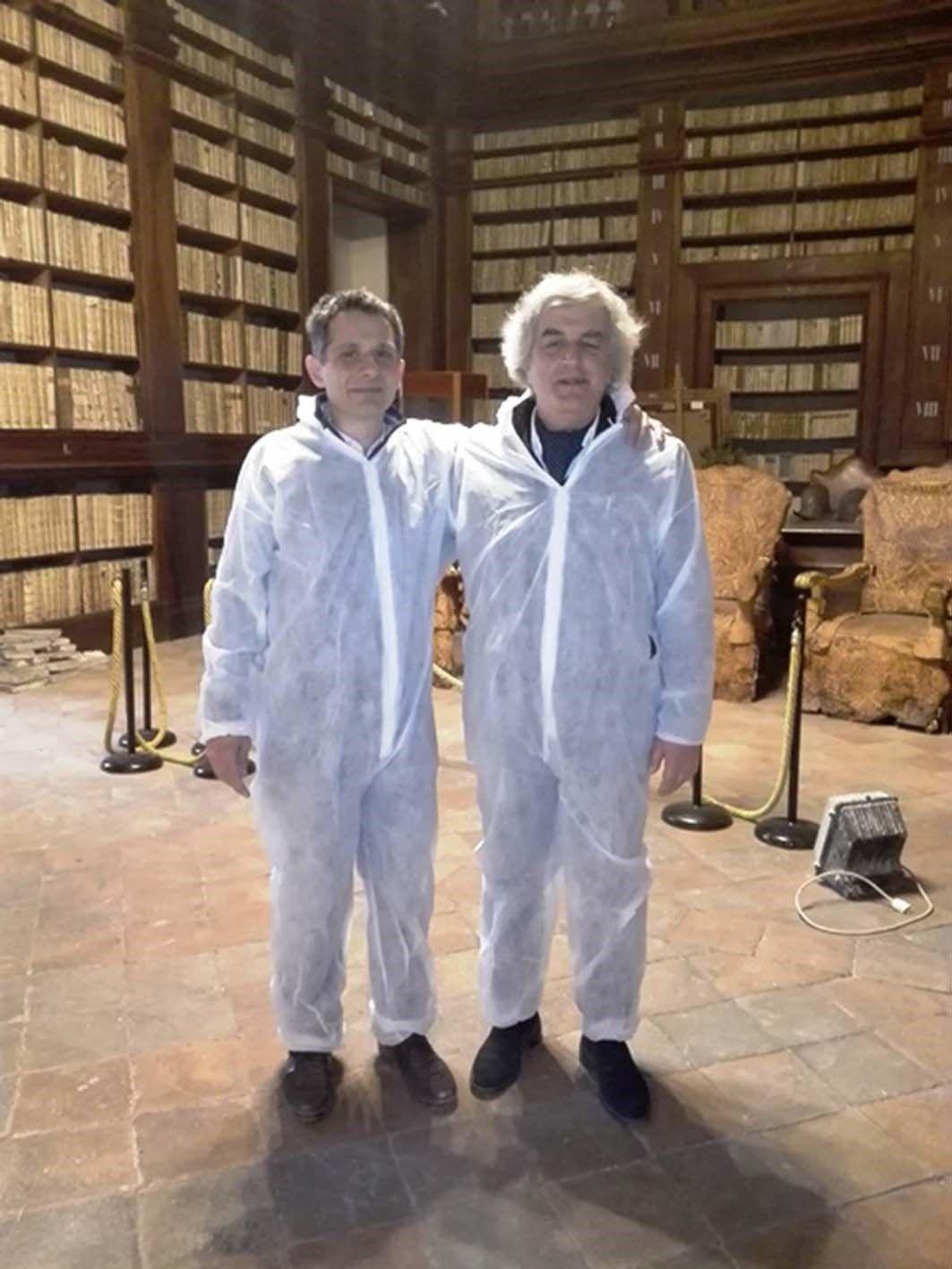 Laterlite per il recupero del Palazzo dei Priori di Fermo